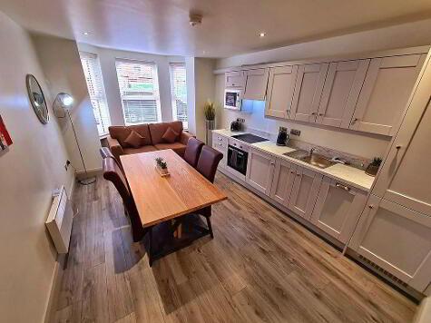 Photo 1 of Elite Turnkey 1 Bed Apartment For Let, University St, Belfast