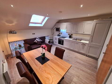 Photo 1 of Elite Penthouse 2 Bed Apartment, University St, Belfast