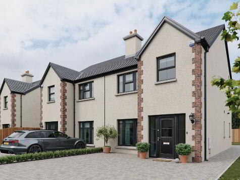 Photo 1 of House Type I - 3 Bed Semi Detached, Carn Hill, Lisnarick Road, Irvinestown