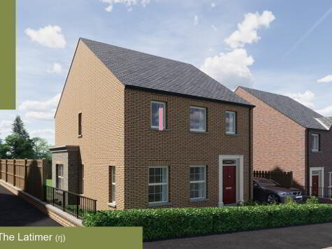 Photo 1 of The Latimer, Site 167 Thornberry, Belfast
