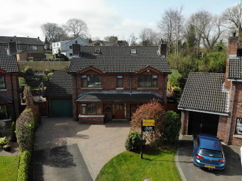 Photo 1 of 12 Edenvale Meadows, Dunmurry, Belfast
