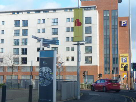 Photo 1 of Apartment 10 107 Castle Street, The Tannery Building, Belfast