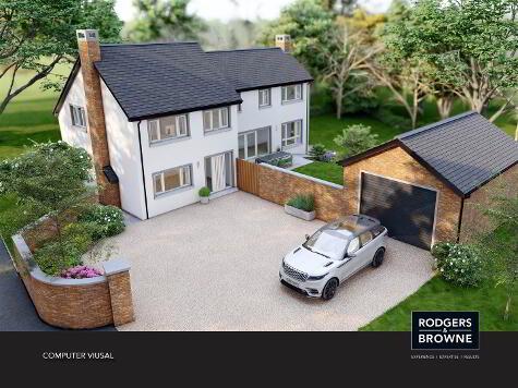 Photo 1 of Lowburn House, New Home @ Ballyrobert Road, Crawfordsburn