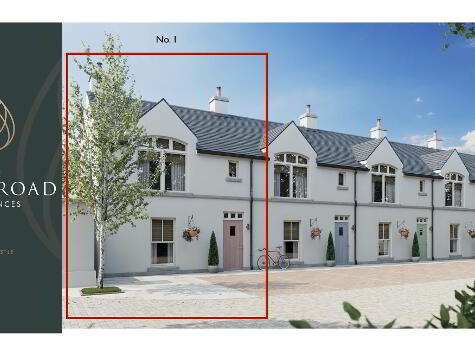 Photo 1 of 1 The Cottages, The Quay Road Residences, Quay Road, Ballycastle
