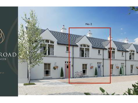 Photo 1 of 2 The Cottages, The Quay Road Residences, Quay Road, Ballycastle