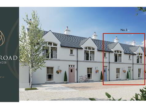 Photo 1 of 3 The Cottages, The Quay Road Residences, Quay Road, Ballycastle