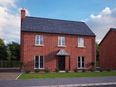 Photo 1 of Detached 8, Crevenagh Hall, Omagh