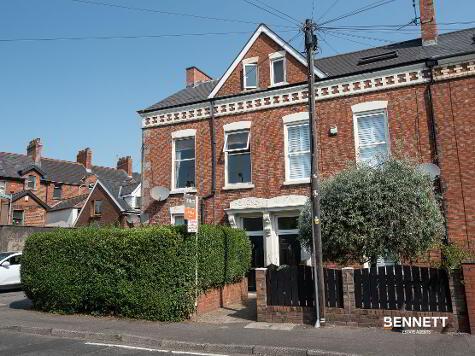 Photo 1 of 53 & 53A, Sunnyside Street, Belfast