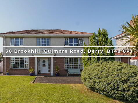 Photo 1 of 30 Brookhill, Derry