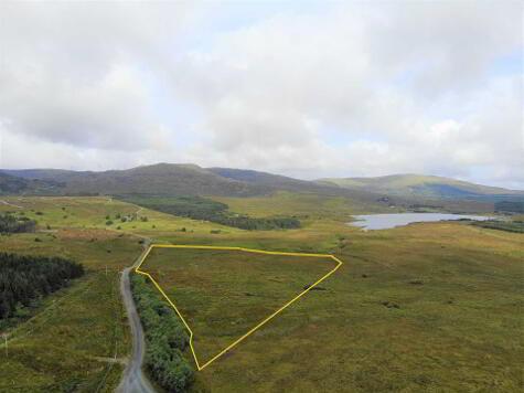 Photo 1 of C. 13.91 Acres At Crocknafeola, Killybegs
