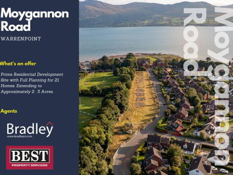 Photo 1 of Prime Development Site At, Moygannon Road, Warrenpoint