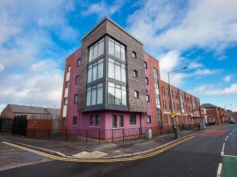Photo 1 of Apt 12 The Sorting Office, 4 Trillick Street, Belfast