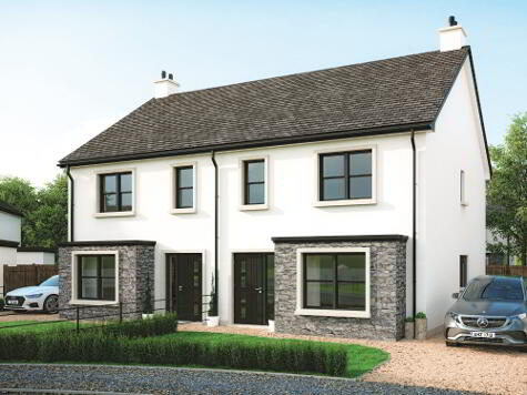 Photo 1 of House Type B, River Lodge, Castlewellan Road, Hilltown, Newry