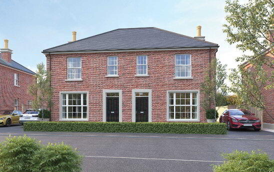 Photo 1 of House Type 3, Drum Meadow, Long Lane, Portadown
