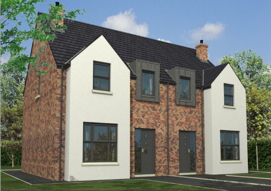 Photo 1 of Type A - Site 3, Sandringham Gate, Gilford Road, Portadown