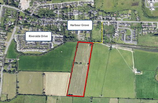 Photo 1 of C.5.04 Ha (12.45) Acres, Point Road, Dundalk