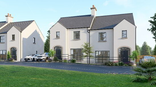 Photo 1 of Htb1, New Homes At Broomhill, Portadown