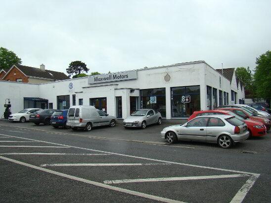Photo 1 of Former Maxwell Motors, Athy