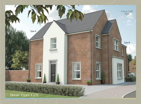 Photo 1 of House-Type A, Green Hall Park, Main Street, Glenavy