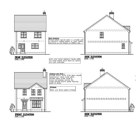 Photo 1 of House Type C, Cahore Meadows, Ederney