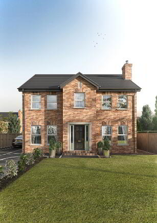 Photo 1 of The Leighton - Ht4, The Spires, Dungannon Road, Portadown