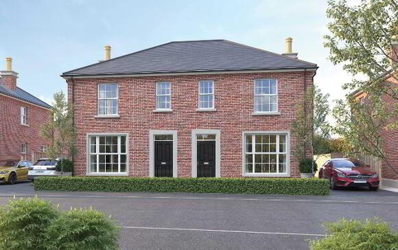 Photo 1 of House Type 3, Drum Meadow, Long Lane, Portadown