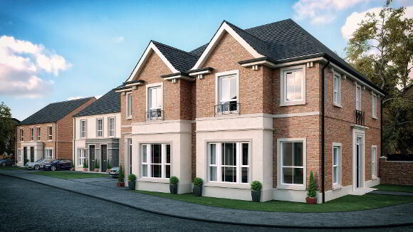 Photo 1 of The Clarence A ( Brick & Render), Carnreagh Park, Off Drumnagoon Road, Craigavon