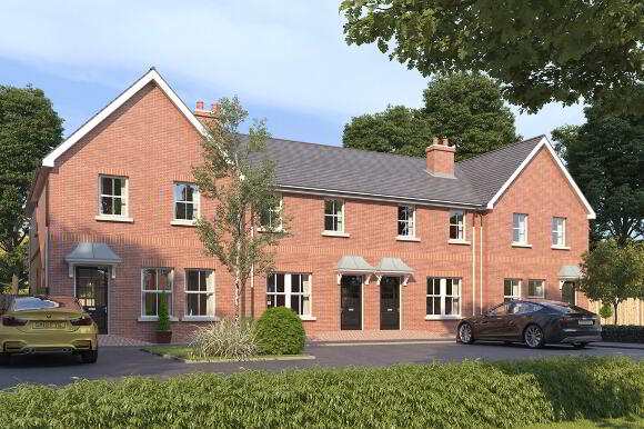 Photo 1 of Townhouse 4B, Linen Hall, Loughgall Road, Portadown