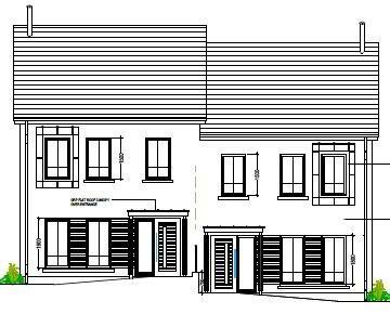 Floorplan 1 of House Type 22, Cloneen Crescent, Cloneen Crescent, Maghera