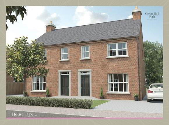 Photo 1 of House-Type C, Green Hall Park, Main Street, Glenavy