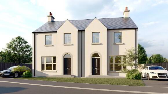 Photo 1 of Semi 5, New Development, Strabane Road, Castlederg
