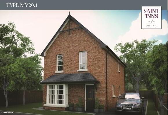 Photo 1 of The White Rose Cottages Type Mv20.1, Saint Inns Of Moira, Moira