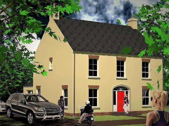 Photo 1 of House Type 2, Old Clare Grange, Cloghoge Road, Tandragee
