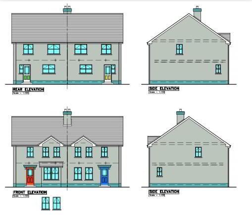 Photo 1 of House Type B, Castlederg Road, Castlederg Road, Ederney