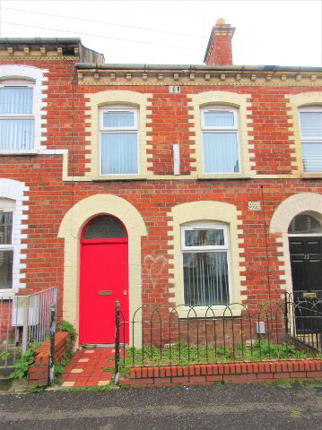 Photo 1 of Student House - 3 Bedroom, 30 Cairo Street, Queens University Quarter, Belfast