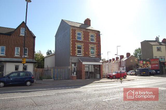 Photo 1 of 21 Antrim Road, Near Carlisle Circus, Belfast