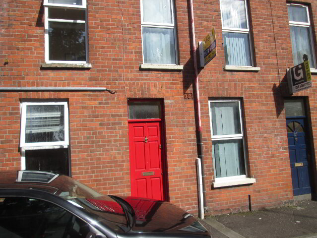 Photo 1 of 25 Agincourt Street, Queens University Quarter, Belfast