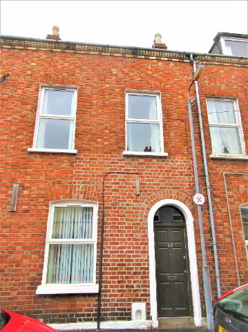 Photo 1 of 26 Magdala Street, Queens Quarter, Belfast