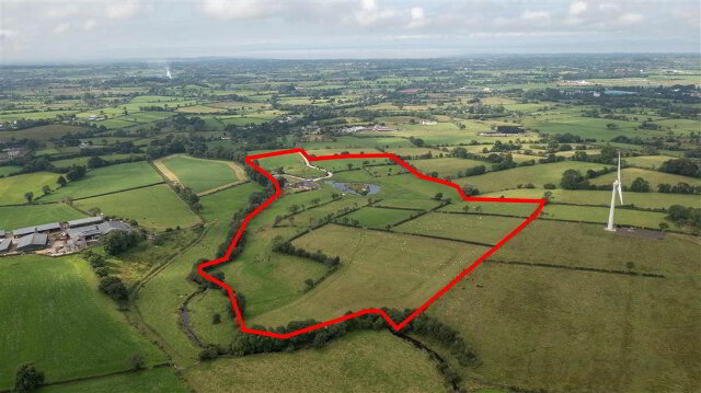 Photo 1 of C. 31.4 Acres Including, A Modern Detached House, Lake, Stables & Padd...Crumlin