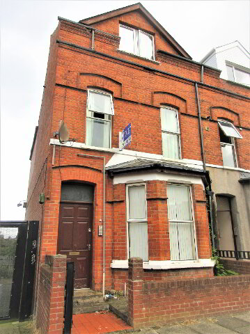 Photo 1 of Flat 1, 72 Cromwell Road, Queens University Botanic Quarter, Belfast