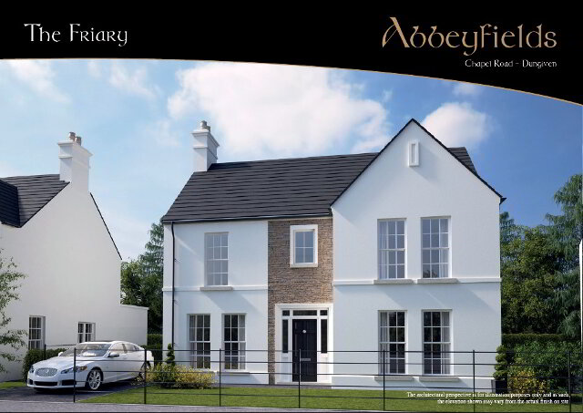 Photo 1 of The Friary, Abbeyfields, Chapel Road, Dungiven