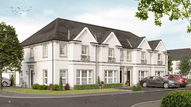 Photo 1 of The Violet (Mid Townhouse), Garden Square, The Demesne, Hillsborough...Carryduff