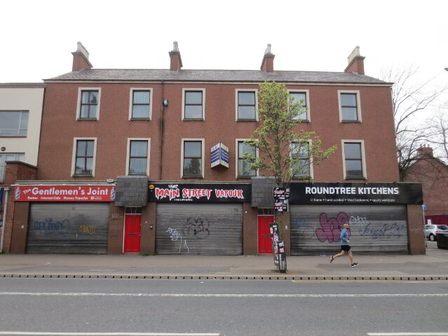 Photo 1 of University Lodge, 165 -169 Ormeau Road, Queens Quarter, Belfast