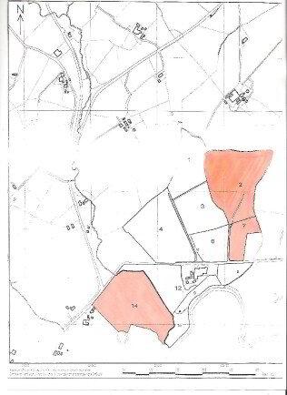 Hollymount fields 14, 2 & 7