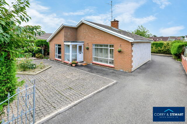 Photo 1 of 19 Clontarf Drive, Omagh