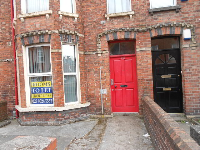 Photo 1 of Great Apartment, 122 Fitzroy Avenue, Queens Quarter!, Belfast