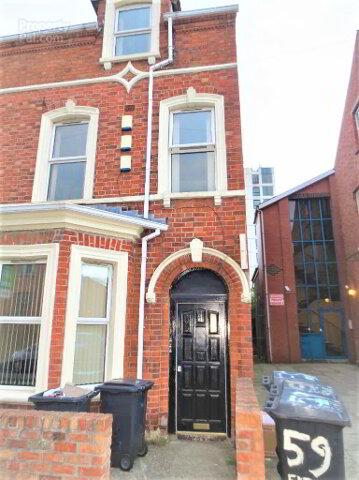 Photo 1 of 61A Fitzwilliam Street, Queens Quarter, Belfast