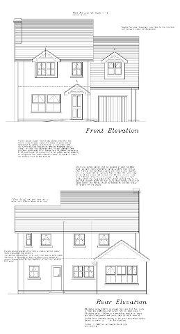 Floorplan 1 of Detached With Garage, Lilburn Hall Manor, Lurgan