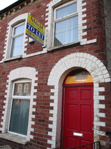 Photo 1 of Great Two Bedroom Apartment, 1 Carmel Street, Queens Quarter, Belfast