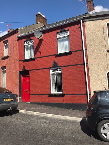 Photo 1 of **Student Property**, 54 Argyle Street, houses to rent in Derry
